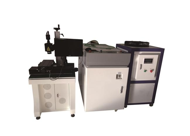 220V 50HZ Fiber Laser Welding Equipment For Stainless Steel Products