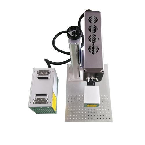 High Speed Advertising CO2 Laser Marking Machine , Laser Marking Equipment