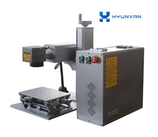 China IGL10F / Metal Portable Fiber Laser Marking Machine For Electrical Part supplier