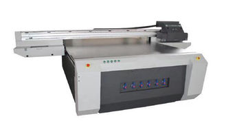 A1 A2 A3 A4 UV Flatbed Printing Machine Small Format 6090 3 Printheads