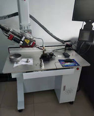 China High Frequency Air Cooling Laser Welding Machine , Jewellery Laser Soldering Machine supplier