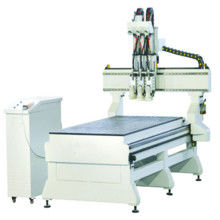 China Multi Layer Board Wood Cutting CNC Router Machine CNC Machining Center supplier