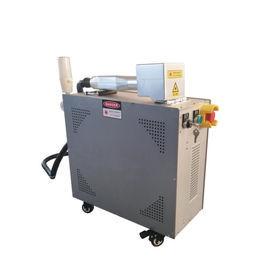100w / 200w / 300w Laser Rust Removal Machine , Laser Rust Removal Equipment